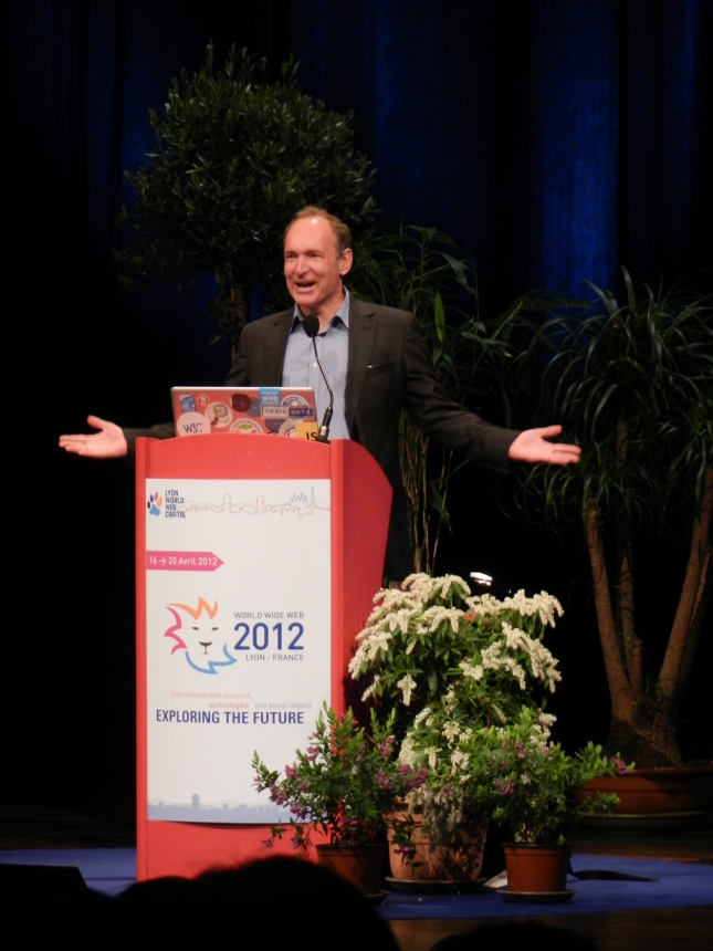Tim Berners-Lee Keynote